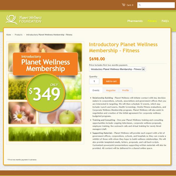 Planet Wellness Foundation