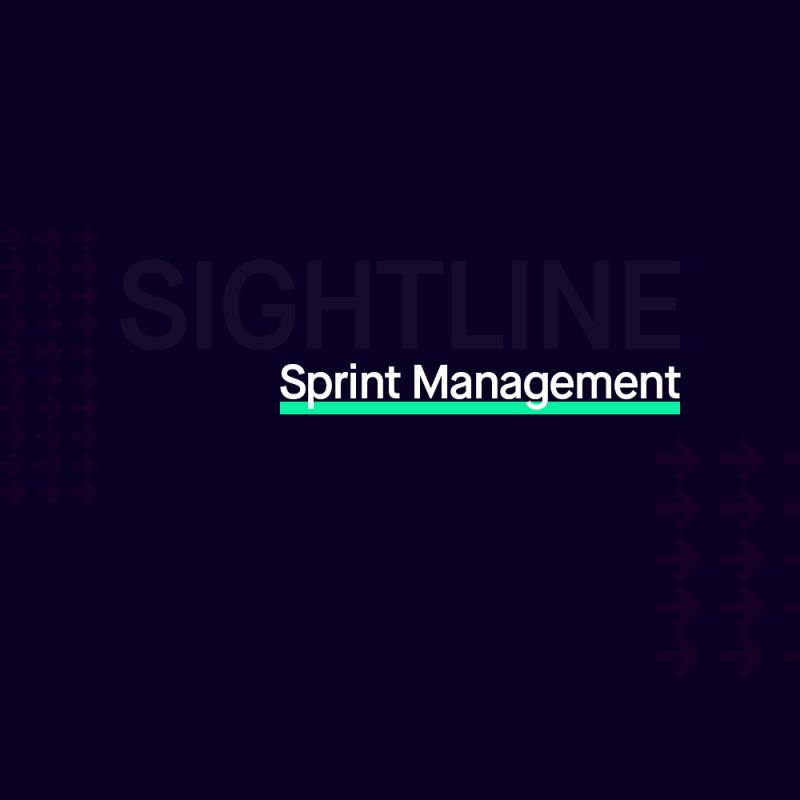 Sightline: Sprints